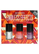 SEVENTEEN Endless Effects Nail Kit Small
