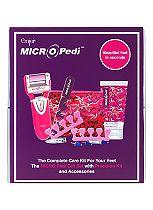 Emjoi Micro Pedi The Complete Care Kit For Your Feet