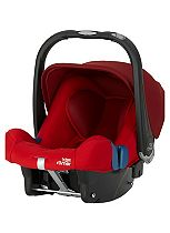 Britax Romer Baby-Safe Plus SHR II Group 0+ Car Seat - Flame Red
