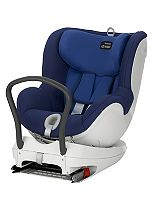 Britax Romer Dualfix Group 0+1 Car Seat - Ocean Blue