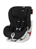 Britax Romer King II LS Group 1 Car Seat - Cosmos Black