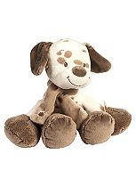 Nattou Crown Cuddly Toy Max The Dog