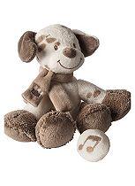 Nattou Mini Musical Toy Max The Dog