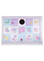 Peppa Pig for Baby Nursery Tummy Time Activity Playmat