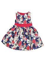 Mini Club Girls Dress Floral