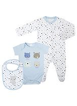Mini Club Baby Boys 3 Piece Set