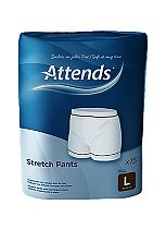 Attends Stretch Pants Large - 15 pants