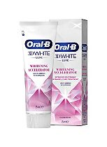 Oral B 3D White Luxe Whitening Accelerator - 75ml