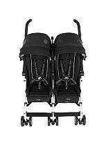 Maclaren Twin Triumph BMW Stroller - Black