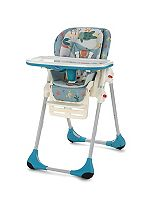 Chicco Polly 2-In-1 High Chair - Sea Dreams