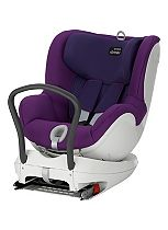Britax Romer Dualfix Group 0+/1 Car Seat - Mineral Purple