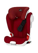 Britax Romer KidFix XP SICT Group 2/3 Booster Seat - Flame Red