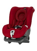 Britax Romer First Class Plus Group 0+/1 Car Seat - Flame Red