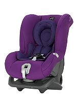 Britax Romer First Class Plus Group 0+/1 Car Seat - Mineral Purple