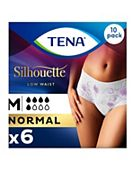 TENA Lady Pants Discreet Medium - 60 pants (10 x 6)