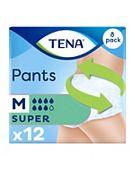 TENA Pants Super Medium - 96 Pants (12 x 8)