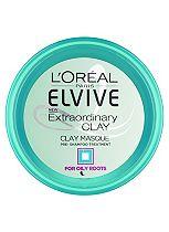 L'Oreal Paris Elvive Extraordinary Clay Masque Pre Shampoo Treatment 150ml