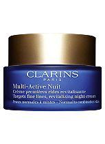 Clarins Multi-Active Night Cream All Skin Types 50ml