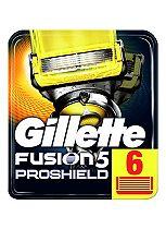 Gillette Fusion ProShield Blades 6 Pack