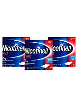 Nicotinell Fruit 2mg Chewing Gum - 612 Pieces