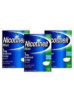 Nicotinell Mint 1mg Lozenge - 432 lozenges