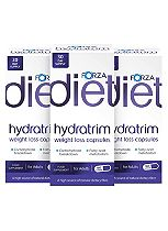 Forza Hydratrim Weightloss Capsules - 3 month supply