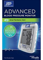 Boots Pharmaceuticals Advanced Blood Pressure Monitor