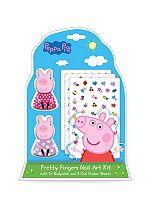 Peppa Pig Nail Art Kit