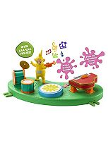 Teletubbies music time playset with figure