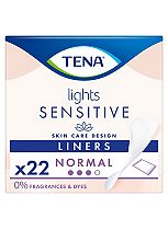 lights by TENA Liners Single Wrap x22
