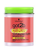 Schwarzkopf got2b Made4Mess Texturizing Putty 100ml