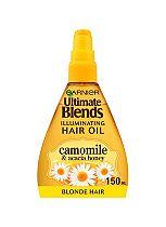 Garnier Ultimate Blends Blonde Illuminator Oil 150ml