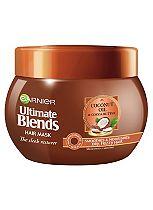 Garnier Ultimate Blends Sleek Restorer Balm 300ml