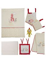 Tutti Bambini Helter Skelter 7 Piece Bedding Bundle