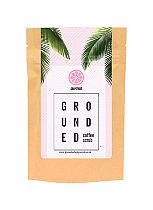 Grounded Body Scrub Grapefruit Scent Coffee Scrub