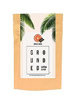 Grounded Body Scrub Chocolate Orange Scent Coffee Scrub