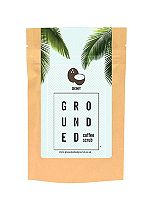 Grounded Body Scrub Coconut Scent Coffee Scrub