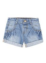 Mini Club Girls Shorts Denim