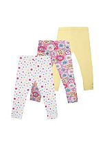 Mini Club Girls Legging 3 Pack