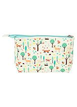 Sass & Belle Whimsical Woodland Makeup Bag