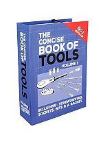 Paladone The Concise Book of Tools