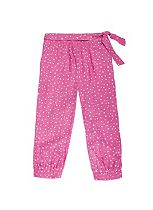 Mini Club Girls Trouser Pink Spot