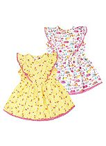 Mini Club Baby Girls Dress 2 Pack