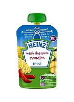 Heinz 10+ Months Veggie Singapore Noodles Meal 180g