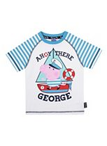 Mini Club Boys T-shirt George Pig