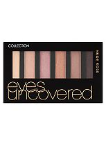 Collection Eyes Uncovered palette nude rose