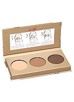 Barry M Chisel Cheeks contour kit medium to dark