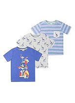 Mini Club Boys T-shirts Safari 3 Pack