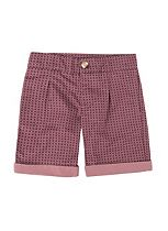 Mini Club Boys Shorts Burgundy