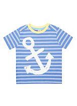 Mini Club Boys T-shirt Blue